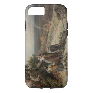 Holly Gatherers (w/c and bodycolour) iPhone 7 Case