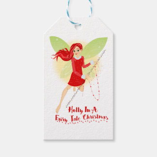 Holly Gift Tags Pack Of Gift Tags