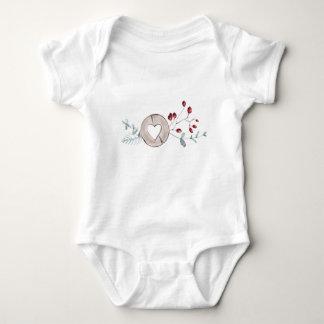 Holly Jolly Baby Bodysuit