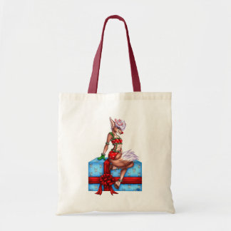 Holly Jolly Christmas Tote Bag