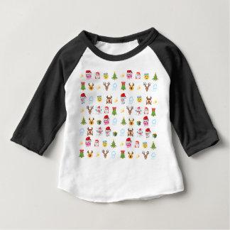 Holly Jolly Emoji shirt