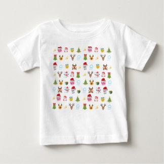 Holly Jolly Emoji Tshirt