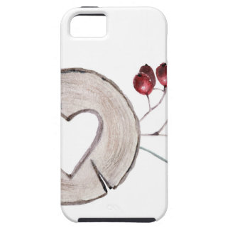 Holly Jolly iPhone 5 Cover