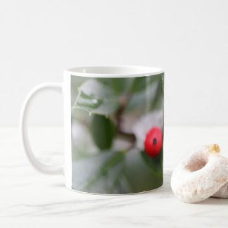 Holly mug to warm you this winter!