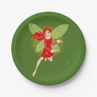 """Holly Paper Plates 7"""" 7 Inch Paper Plate"""