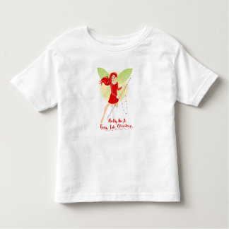 Holly Toddler Fine Jersey T-Shirt