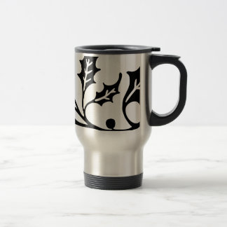 Holly Travel Mug