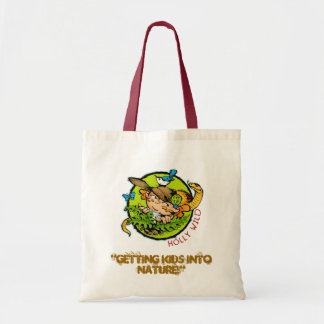 """HOLLY WILD """"Getting Kids INTO Nature!"""" Bag"""