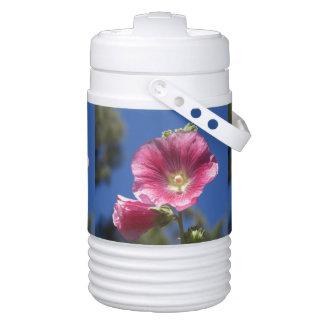 Hollyhock Blooms Cooler