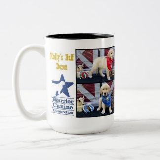 Holly's Half Dozen Group Cowboy Mug