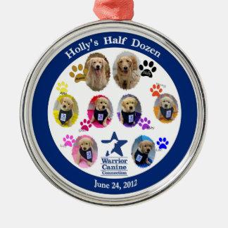 Holly's Half Dozen Ornament