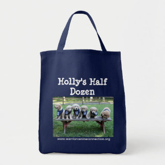 Holly's Half Dozen uniform group Tote Bag