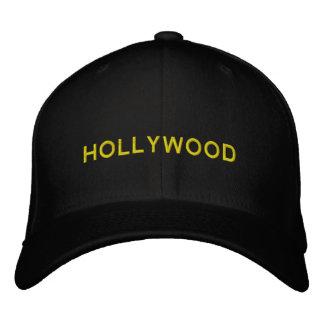 HOLLYWOOD baseball cap