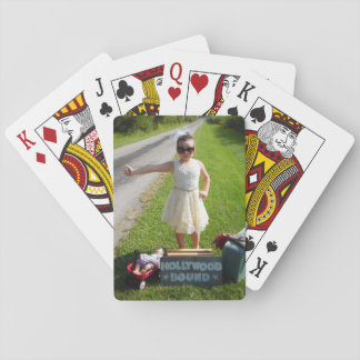 Hollywood Bound Playing Cards
