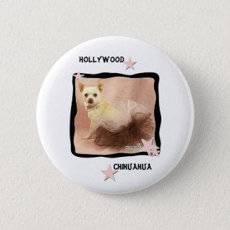 Hollywood Chihuahua Pin