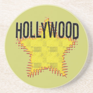 Hollywood Coaster! Drink Coasters