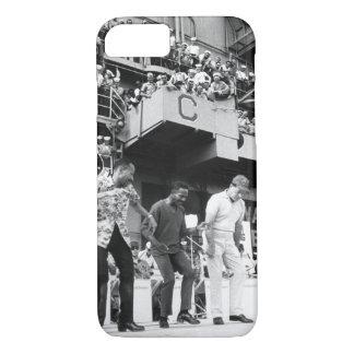 Hollywood comedian Bob Hope joins dancers Harold a iPhone 7 Case