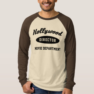 Hollywood Director Movie Department T-Shirt
