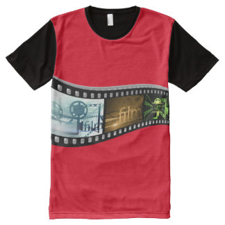 Hollywood Film Director T-Shirt