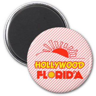 Hollywood, Florida Magnet
