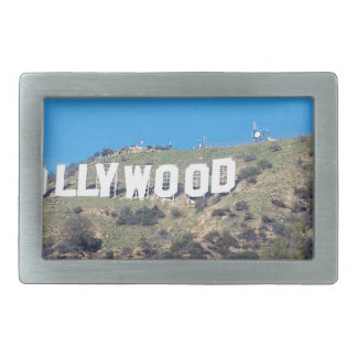 hollywood hills belt buckles
