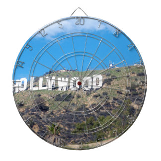 hollywood hills dartboard