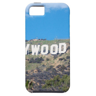 hollywood hills iPhone 5 case
