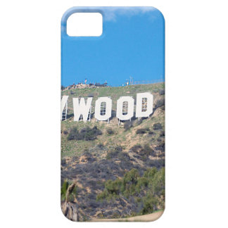 hollywood hills iPhone 5 cover