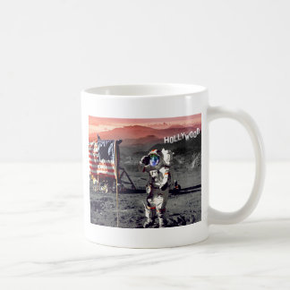 Hollywood Moon Man Mug