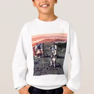 Hollywood Moon Man Sweatshirt