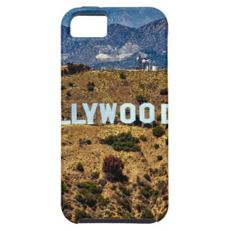 Hollywood Sign Iconic Mountains Los Angeles iPhone 5 Case