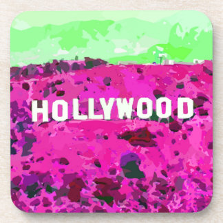 Hollywood Sign Los Angeles Coasters