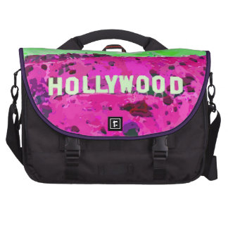 Hollywood Sign Los Angeles Commuter Bags