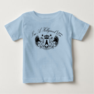 Hollywood Star crown winged lions Tshirt