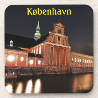 Holmens Church (Kirke) in Copenhagen, Denmark Coaster