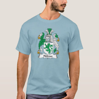 Holmes Family Crest T-Shirt