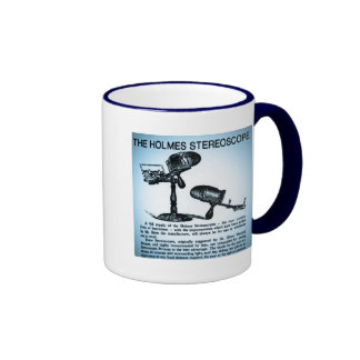 Holmes Stereoscope Advertisement (Cyanotype) Coffee Mugs