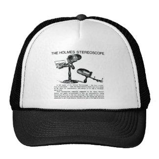 Holmes Stereoscope Advertisement - Vintage Trucker Hat