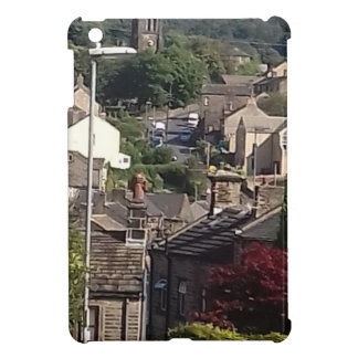 Holmfirth Street Scene iPad Mini Case
