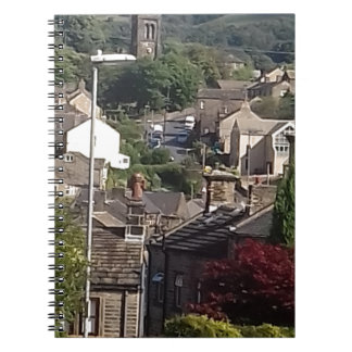 Holmfirth Street Scene Notebooks