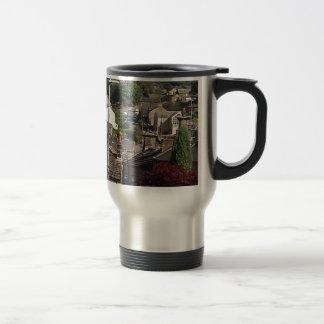 Holmfirth Street Scene Travel Mug