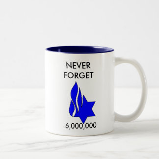 Holocaust Remembrance Mug