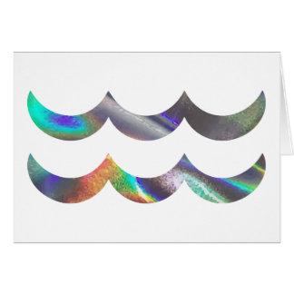 hologram Aquarius Card
