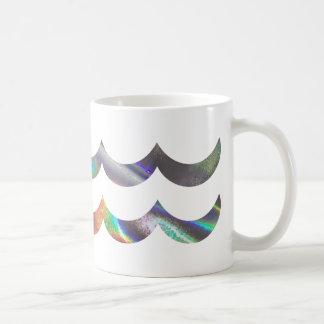 hologram Aquarius Coffee Mug