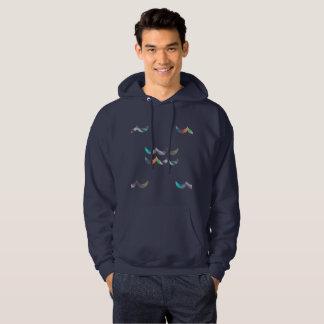 hologram aquarius mens hoodie hooded sweatshirt