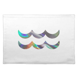 hologram Aquarius Placemat
