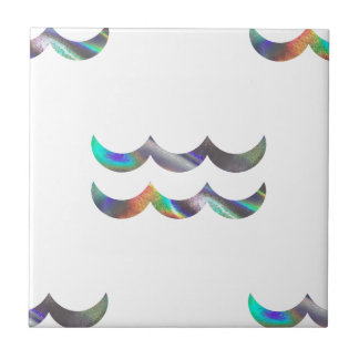 hologram Aquarius Tile