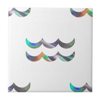 hologram Aquarius Tiles