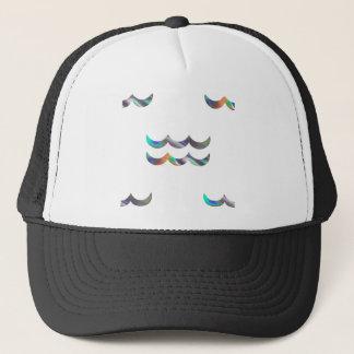 hologram Aquarius Trucker Hat