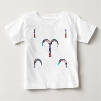 hologram Aries Baby T-Shirt